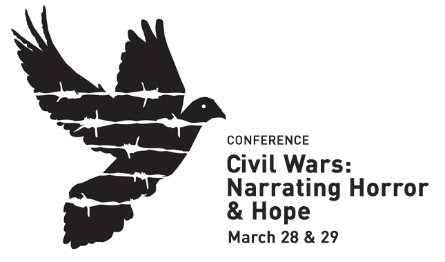 CONFERENCE Civil Wars: Narrating Horror & Hope, March 28 & 29