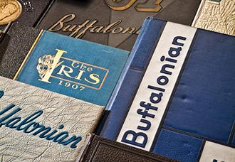 Buffalo Yearbooks