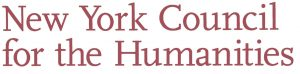 New York Coucil for the Humanities logo