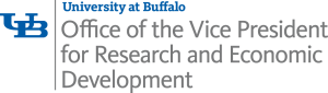 office of vice president for research and economic development ub university buffalo logo
