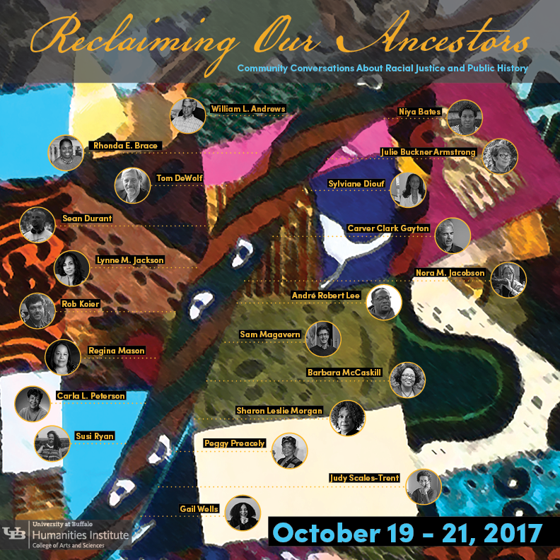 Reclaiming Our Ancestors conference october 19 through 21