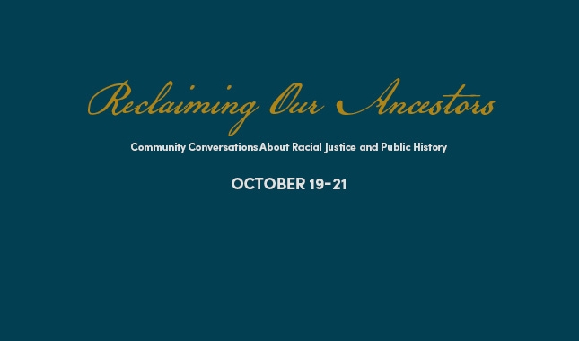 Reclaiming Our Ancestors conference