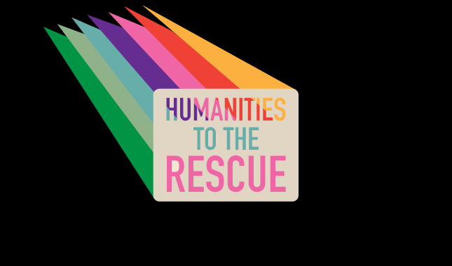 Humanities to the Rescue logo