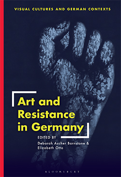 Book cover Art and Resistance in Germany