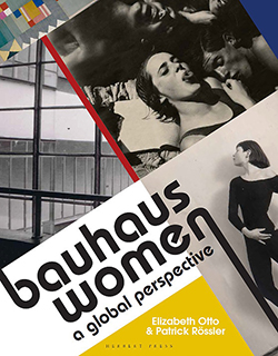 Book cover Bauhaus Women