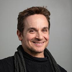 Portrait of Mike Rembis